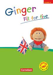 Ginger - Lehr- und Lernmaterial für den früh beginnenden Englischunterricht - Materialien zu allen Ausgaben