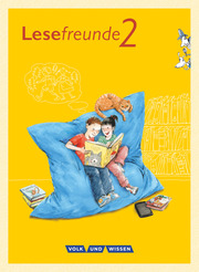 Lesefreunde - Lesen - Schreiben - Spielen - Östliche Bundesländer und Berlin - Neubearbeitung 2015