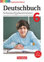 Deutschbuch Gymnasium - Bayern - Neubearbeitung