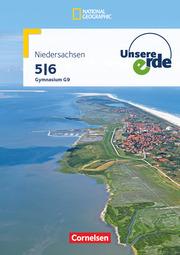 Unsere Erde - Gymnasium Niedersachsen G9 - Ausgabe 2016