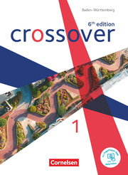 Crossover - 6th edition Baden-Württemberg - Cover