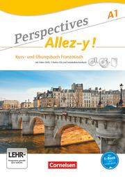 Perspectives - Allez-y ! - Cover