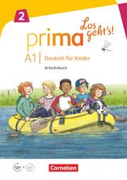 Prima - Los geht's! - Deutsch für Kinder