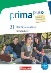 Prima plus - Leben in Deutschland - DaZ für Jugendliche