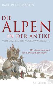 Die Alpen in der Antike - Cover