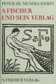 S. Fischer und sein Verlag
