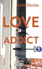 Love Addict - Cover