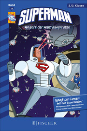 Superman: Angriff der Weltraumpiraten