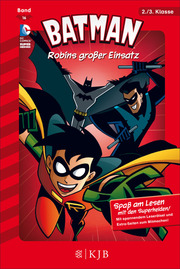 Batman: Robins großer Einsatz