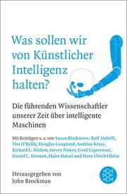 Was sollen wir von Künstlicher Intelligenz halten?