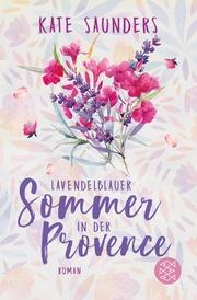 Lavendelblauer Sommer in der Provence - Cover