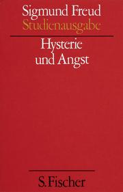 Hysterie und Angst