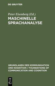 Maschinelle Sprachanalyse