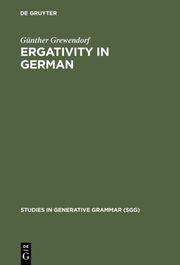 Ergativity in German