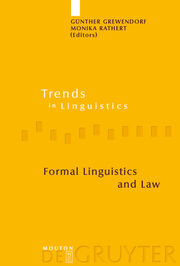 Formal Linguistics and Law