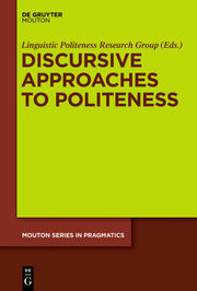 Discursive Approaches to Politeness