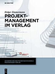 Projektmanagement im Verlag - Cover