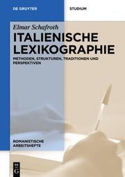 Italienische Lexikographie