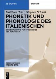 Phonetik und Phonologie des Italienischen