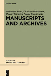 Manuscripts and Archives