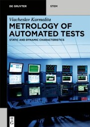 Metrology of Automated Tests