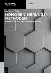 Homogenisierungsmethoden