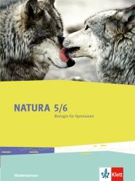 Natura Biologie 5/6. Ausgabe Niedersachsen