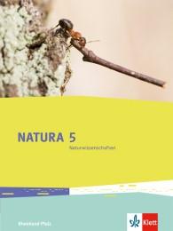 Natura Naturwissenschaften 5. Ausgabe Rheinland-Pfalz