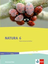 Natura Naturwissenschaften 6. Ausgabe Rheinland-Pfalz