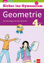 Klett Sicher ins Gymnasium Geometrie 4. Klasse