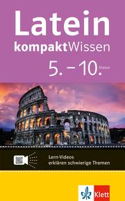 Klett kompaktWissen Latein 5-10