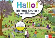 Klett Hallo! Ich lerne Deutsch mit Bildern - Cover