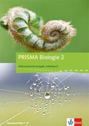 PRISMA Biologie 2. Differenzierende Ausgabe Rheinland-Pfalz