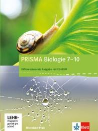 PRISMA Biologie 7-10. Differenzierende Ausgabe Rheinland-Pfalz