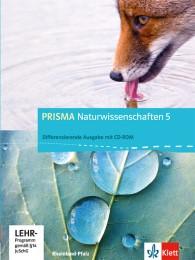 PRISMA Naturwissenschaften 5. Differenzierende Ausgabe Rheinland-Pfalz