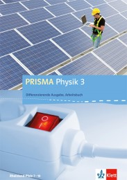 PRISMA Physik 3. Differenzierende Ausgabe Rheinland-Pfalz
