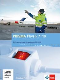 PRISMA Physik 7-10. Differenzierende Ausgabe Rheinland-Pfalz