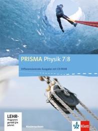 PRISMA Physik 7/8. Differenzierende Ausgabe Niedersachsen