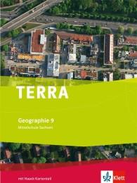 TERRA Geographie 9. Ausgabe Sachsen Mittelschule, Oberschule
