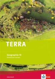 TERRA Geographie 10. Ausgabe Sachsen Mittelschule, Oberschule