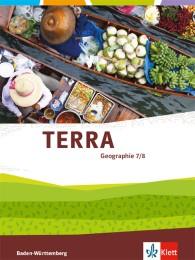 TERRA Geographie 7/8. Ausgabe Baden-Württemberg