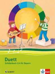 Duett 3-4. Ausgabe Bayern
