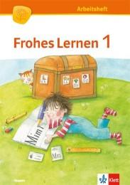 Frohes Lernen 1. Ausgabe Bayern