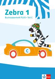 Zebra 1 - Cover