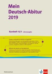 Mein Deutsch-Abitur 2019. Ausgabe Niedersachsen