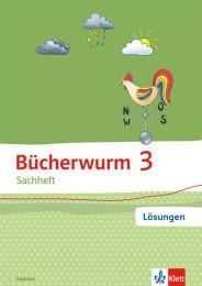 Bücherwurm Sachheft 3. Ausgabe für Sachsen