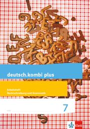 deutsch.kombi plus 7. Differenzierende Allgemeine Ausgabe