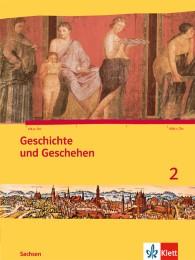 Geschichte und Geschehen 2. Ausgabe Sachsen Gymnasium