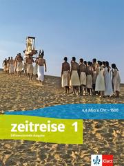 Zeitreise 1. Differenzierende Ausgabe Nordrhein-Westfalen, Schleswig-Holstein und Sachsen-Anhalt