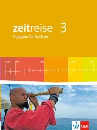 Zeitreise 3. Ausgabe Sachsen